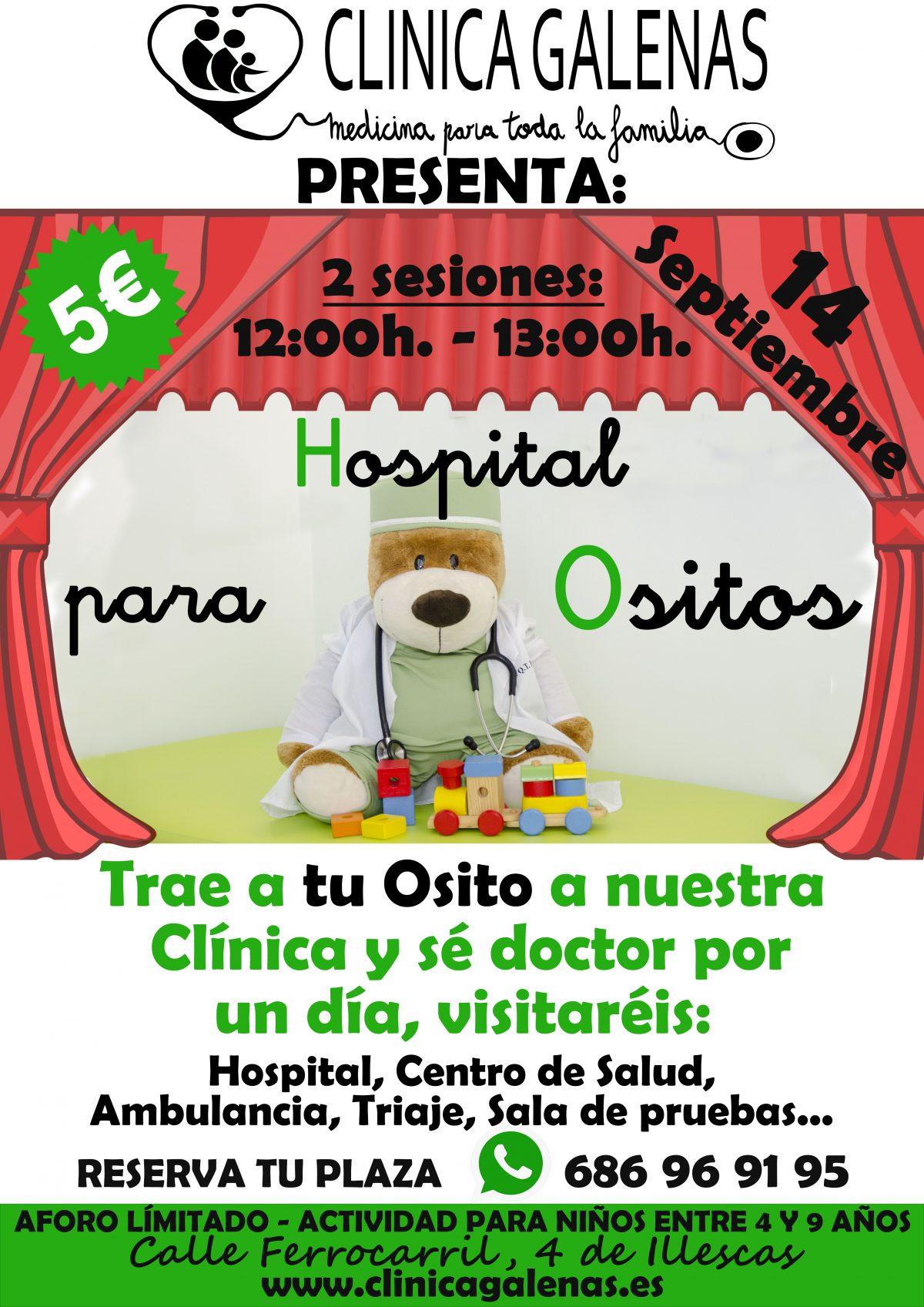 el hospital de los ositos140919 1200x1697 - Hospital para Ositos