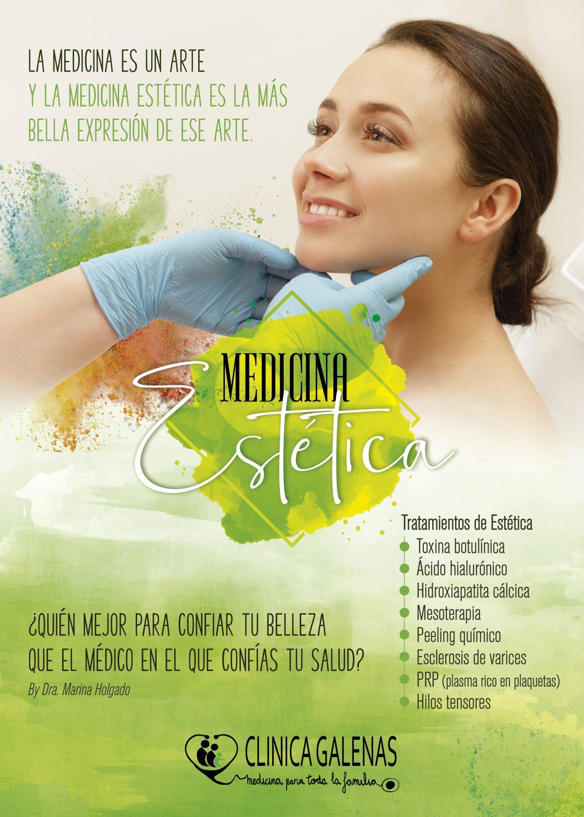 Cartel Estetica Galenas 1200x1679 - Medicina Estética